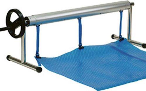 Vagner Aufrollvorrichtung Profi mit T-Füßen für Solarfolie 540-710m