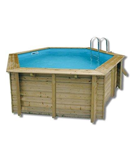 CPA Pool aus Holz Onda New 355