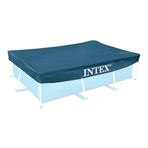 Intex 0775454 Frame Pool Cover grün 300 x 200 cm
