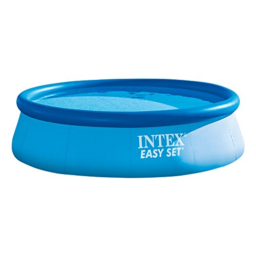 Intex Aufstellpool mit Filterpumpe blau Ø 366 x 76 cm