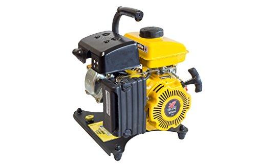 ✦ Benzin Hochdruckreiniger 2100 PSI ✦ 98ccm Benzinmotorbetriebener Tragbarer Reiniger W2100HA ✦ Premium Leistung Qualität Auto- Terrassenreiniger