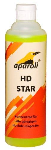 Aparoli 840257  HD-Star Reiniger-Konzentrat für Hochdruckreiniger 500 ml