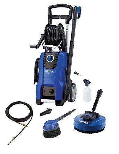 Nilfisk E 1403-9 PAD X-tra Hochdruckreiniger blau 128470514