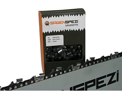 Sägenspezi Halbmeißel Kette Sägekette 11mm 44TG 30cm 38PM passend für Stihl MS191 MS192 MS 191 MS 192 T