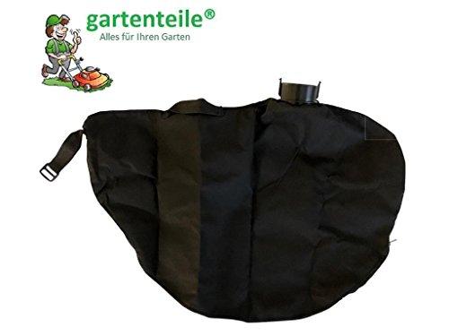 gartenteile Laubsauger Fangsack passend für Obi CMI C-ELS-2500 Elektro Laubsauger  RUND