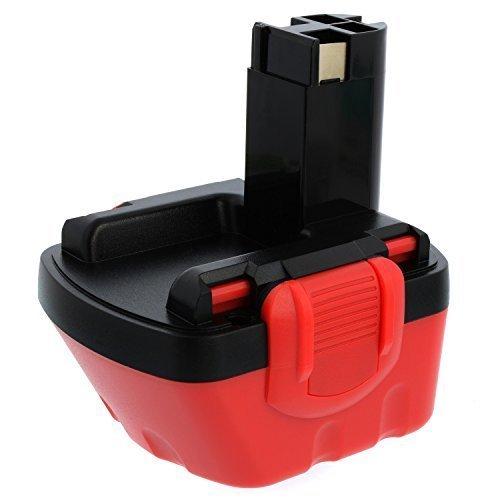 Werkzeugakku Akku 12V 20Ah  2000mAh für Bosch Akkuschrauber Schlagbohrer PSR 12 2607335709  2607335249 GSR12-1 2607335697