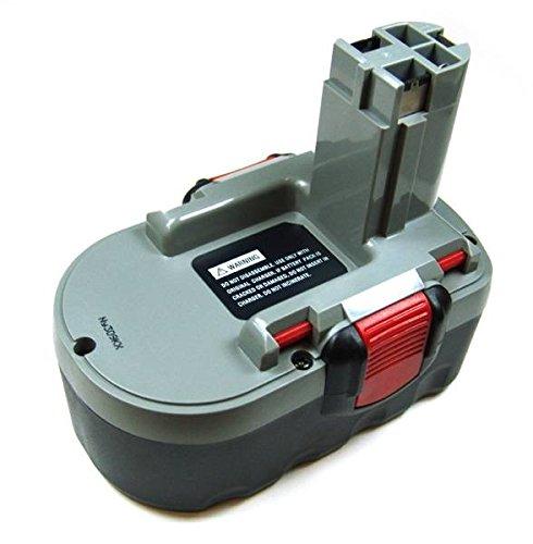 Akku für Bosch GDR 18V GDS 18V GDS 18V-HT GHO 18V GKS 18V GLI 18V GSA 18VE GSB 18VE-2 GSR 18V GSR 18VE-2 GST 18V PSB 18VE2 PSR 18VE-2 wie BAT025 BAT026 BAT160 BAT180 BAT181 18V 3Ah