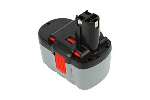 PowerSmart 3300mAh 24V NiMH Akku für Bosch 12524-03 13624-2G 3924-24 3960 11524 GBH 24 VF3B GCM 24 V GSA 24 V GSA 24 VE GST 24 V BAT031 BAT240 BAT030