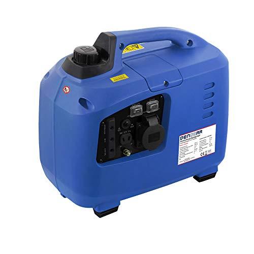 DENQBAR 650 W Inverter Stromerzeuger Notstromaggregat Stromaggregat Digitaler Generator benzinbetrieben DQ650