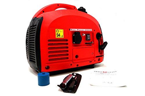 Inverter Stromerzeuger 20 KVA Notstromaggregat Stromgeneratot Generator 2000 W