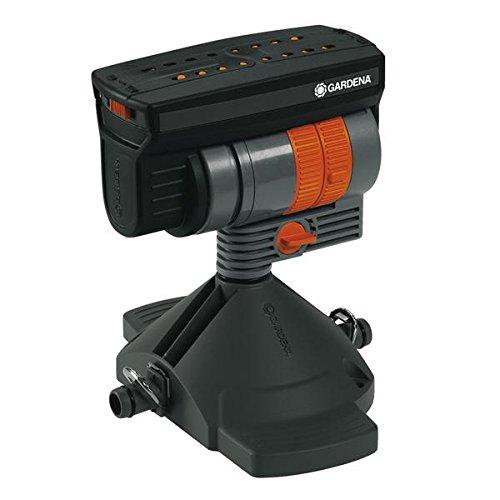 GARDENA Micro-Drip-System Viereckregner OS 90 Regner zur wassersparenden Bewässerung rechteckiger Flächen höhenverstellbar 8361-20