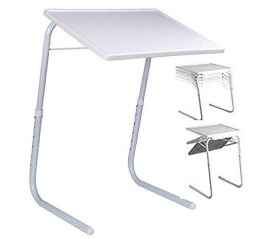Table Mate II tragbar verstellbar zusammenklappbar Tisch TV Dinner Laptop Tablett
