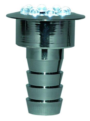 Wasserspielbeleuchtung LED-Ring LED Kerry Brunnenlicht inkl Trafo und 10m Kabel