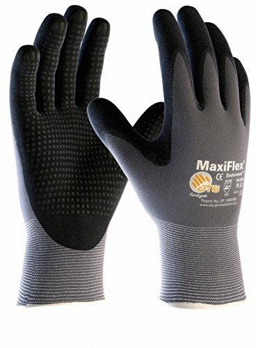 Ansell MaxiFlex Endurance Nylon Strickhandschuhe Größe10