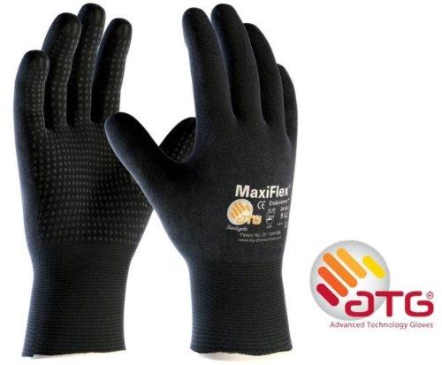 MaxiFlex Endurance 34-847 Treiber Foam Micro Dot Nitril beschichtete Arbeitshandschuhe 10XL
