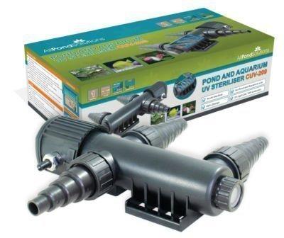 Pond UV Licht Sterilisator  Wasserklärer Filter 9w All Pond Lösungen CUV 209