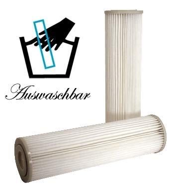 Filter Membran PP Polypropylene Sediment 045µm -Auswaschbar- auch für OSMOSE UMKEHROSMOSE WASSERFILTER SEDIMENTFILTER