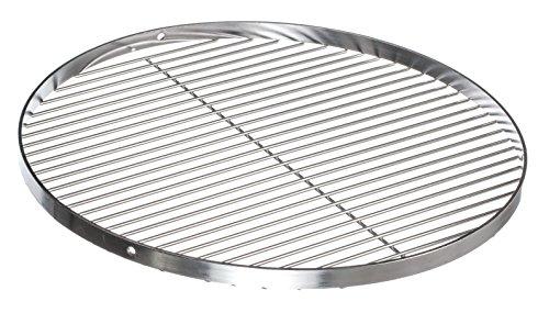 Grillrost Edelstahl Schwenkgrill - Rostfrei von Brandsseller - Durchmesser 50 cm