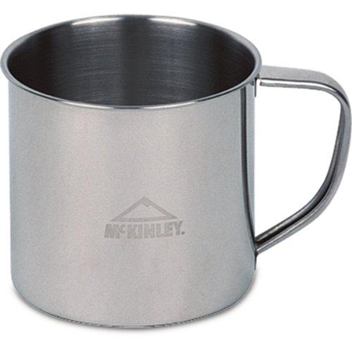 McKINLEY Becher 03 Liter oder 06 Liter Farbe Edelstahl 03 Liter