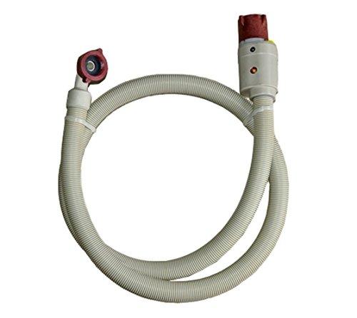 nichtganzdicht24de © Aquastop 4m Schlauch Aquastop Sicherheitszulaufschlauch für Waschmaschine und Geschirrspüler 4meter