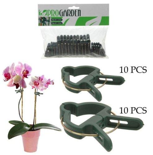 Pflanzenclips Pflanzenklammern SET 40 Stück Pflanzenclips