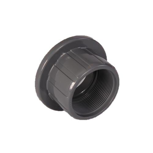 Hayward DE cx14tbs 4-Zoll PVC Gewinde Metrisches Ende Stecker Ersatz für Hayward True Union 3-Wege-Kugelhahn