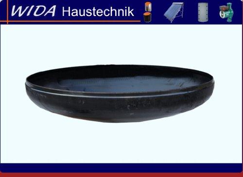 Feuerschale Ø 550 mm Klöpperboden 55 cm Wandstärke 3 mm
